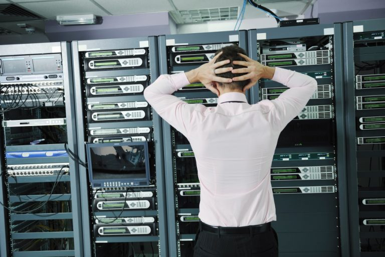 IT accessing the data servers